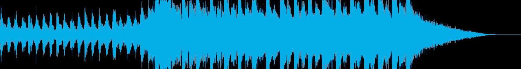 アクションアドベンチャースティンガ...の再生済みの波形