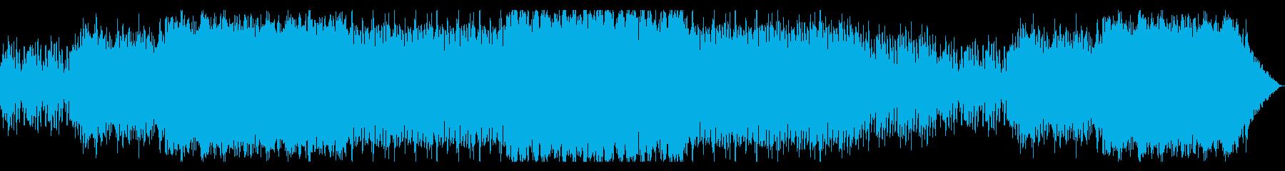 絆が増した終盤の旅を想起するBGMの再生済みの波形