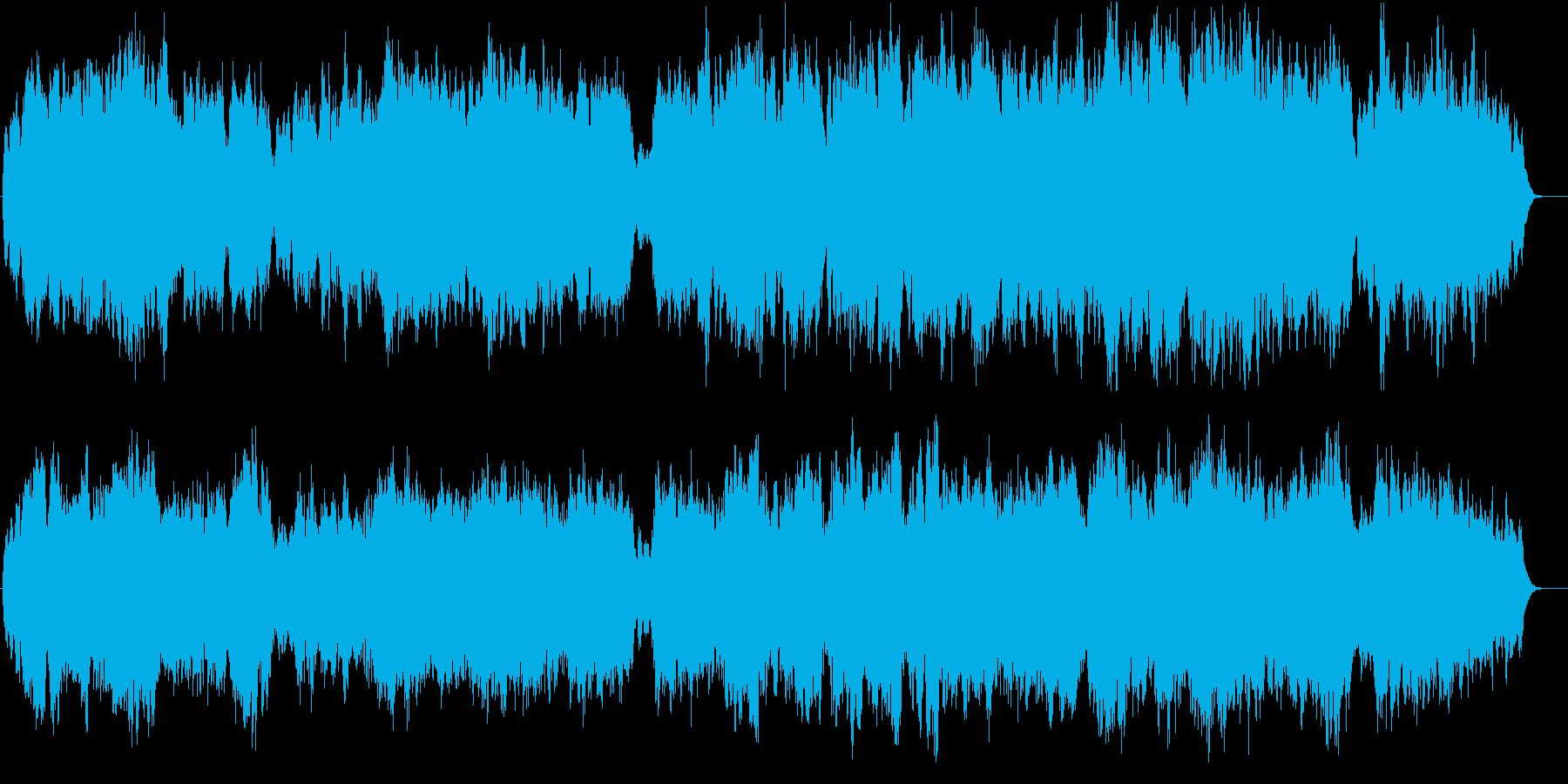 Horn_Adagioの再生済みの波形