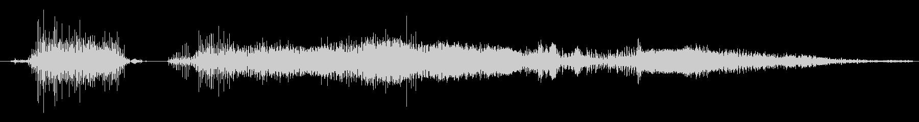 ノーム うめき声非常に痛みを伴う06の未再生の波形