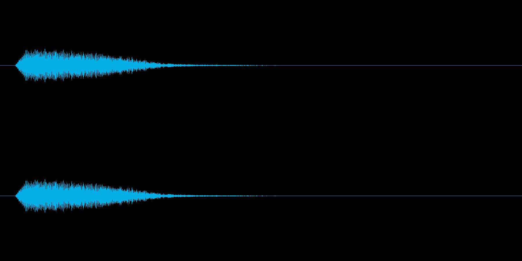 【光る03-3】の再生済みの波形