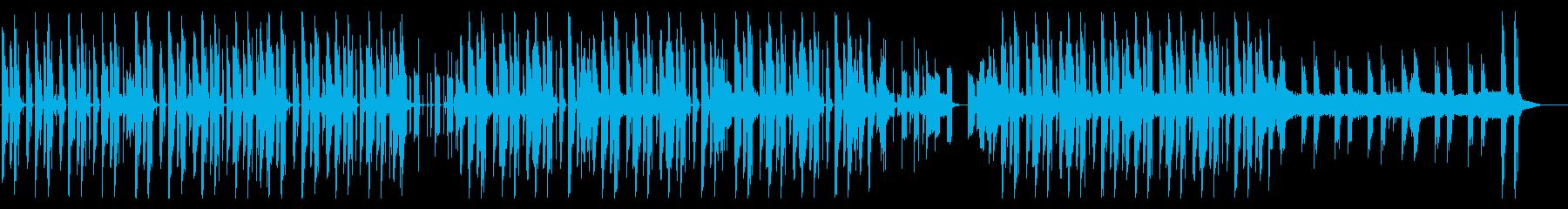 texture10の再生済みの波形