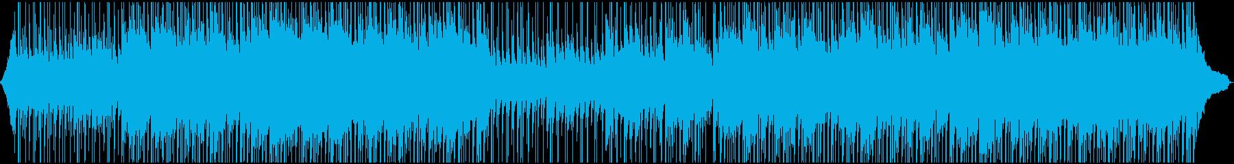 バラード ポジティブ 明るい 可愛...の再生済みの波形