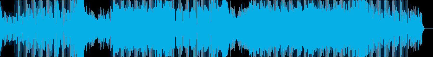 オールドラングサイン/蛍の光EDMカバーの再生済みの波形
