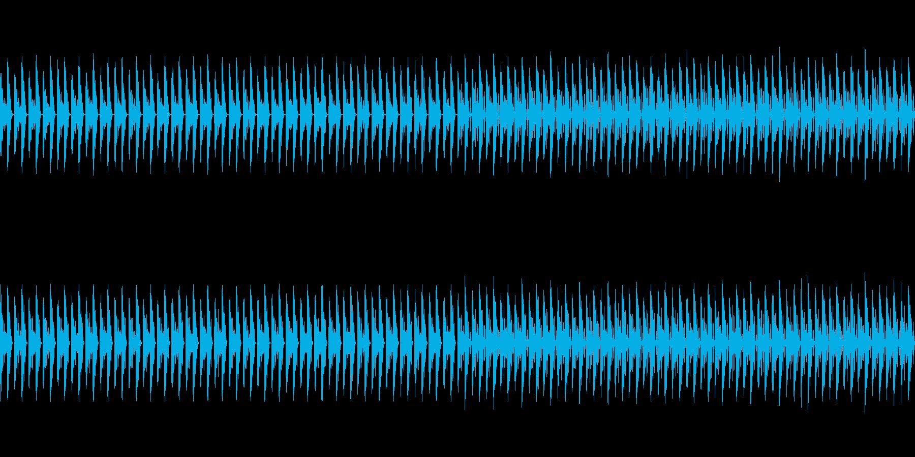 【映像系】スリリング系 (Shot)の再生済みの波形