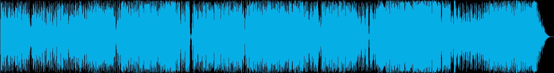 たそがれの再生済みの波形