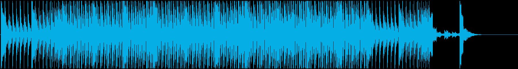 跳ねる オープニング ニュース 解説の再生済みの波形