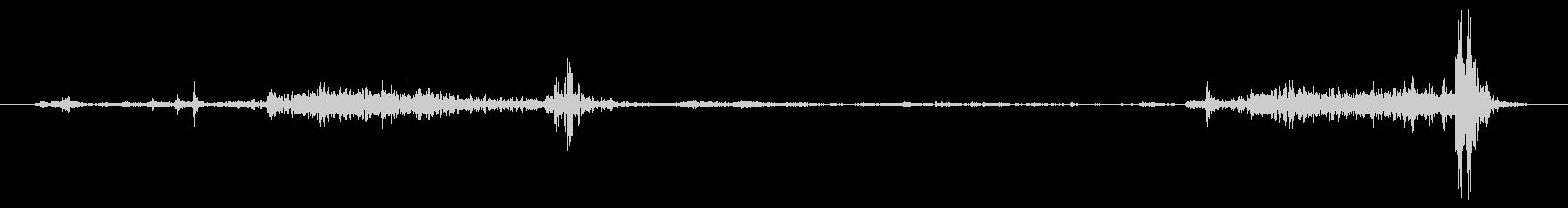 クライスラーパッセンジャーバン:I...の未再生の波形