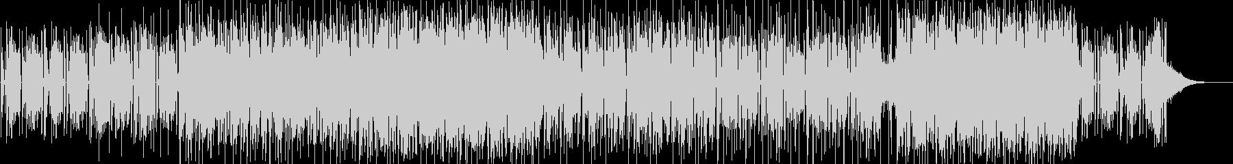 Funk,Retro,Rockの未再生の波形