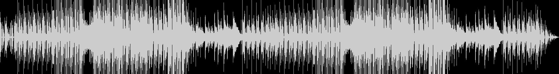 ファンクなエレクトロスウィング風ジャズの未再生の波形