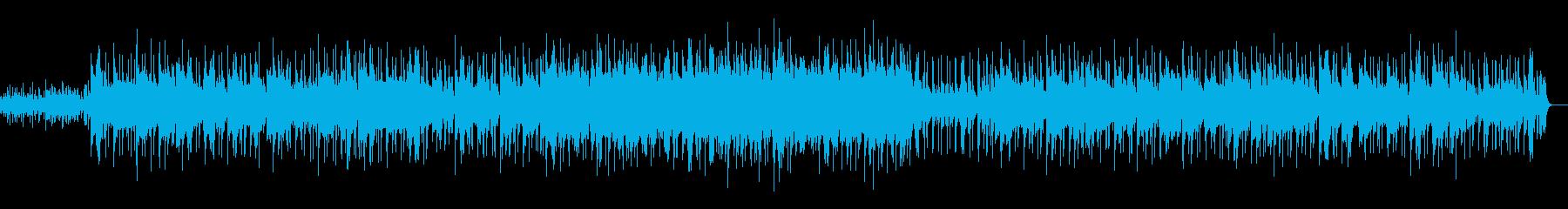 エレガントな雰囲気に合うジャズ以外の音の再生済みの波形