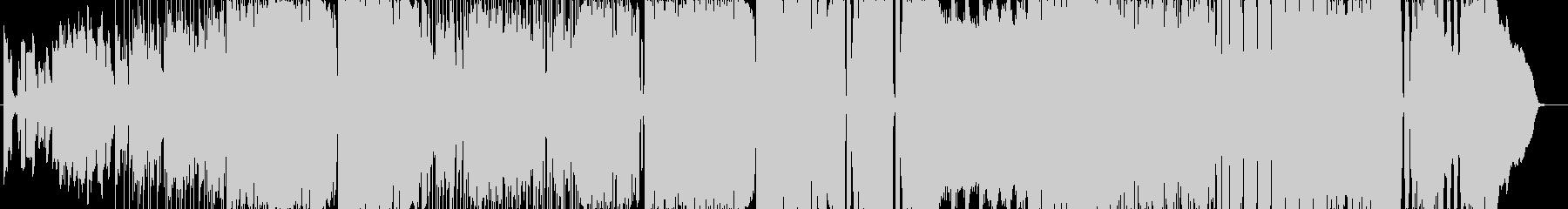 DUGHNUTSの未再生の波形