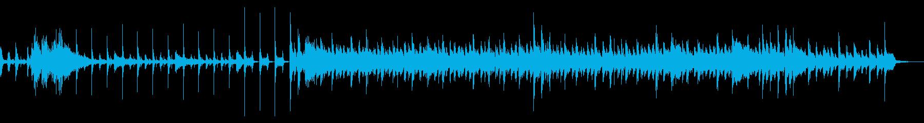 キャボスタディ、ブラッシュの再生済みの波形