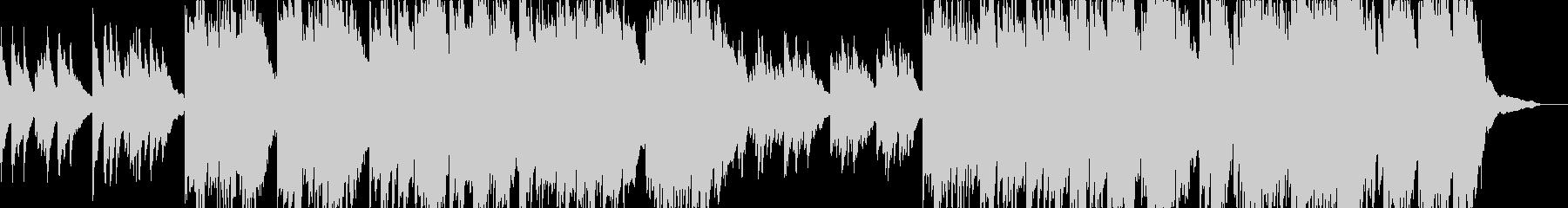 動画17 90年代ピアノソロ・TK? の未再生の波形