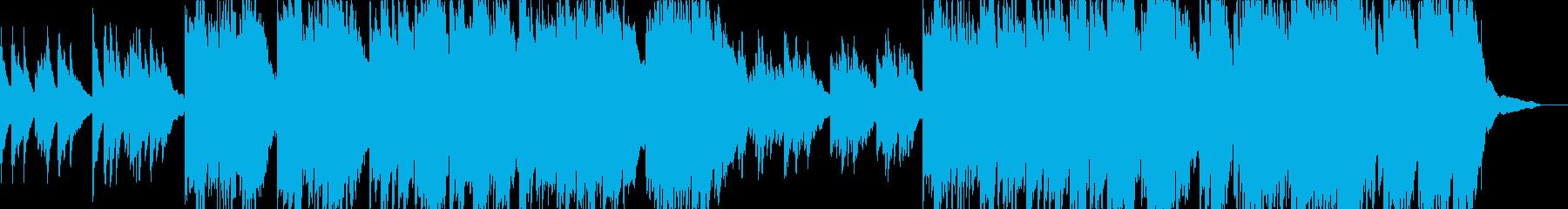 動画17 90年代ピアノソロ・TK? の再生済みの波形