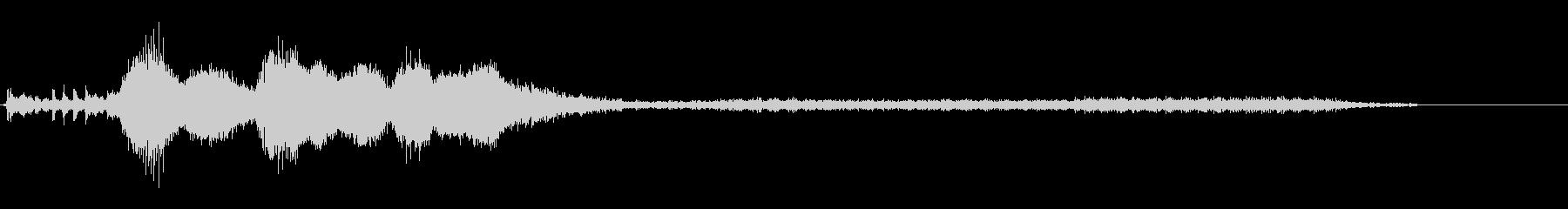 1993年三菱エクリプスGSX E...の未再生の波形