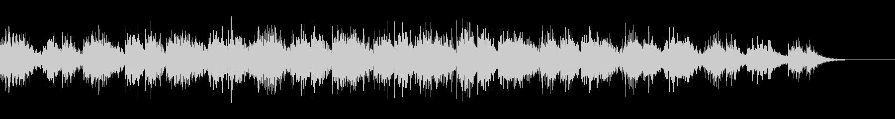 多くの企業の状況での理想的な音楽(...の未再生の波形