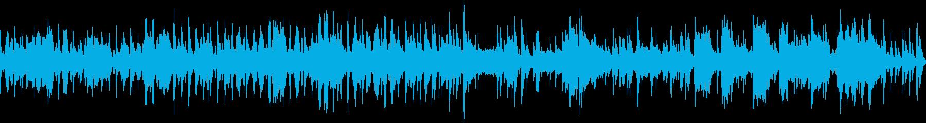 イージーリスニング エレキギター ...の再生済みの波形