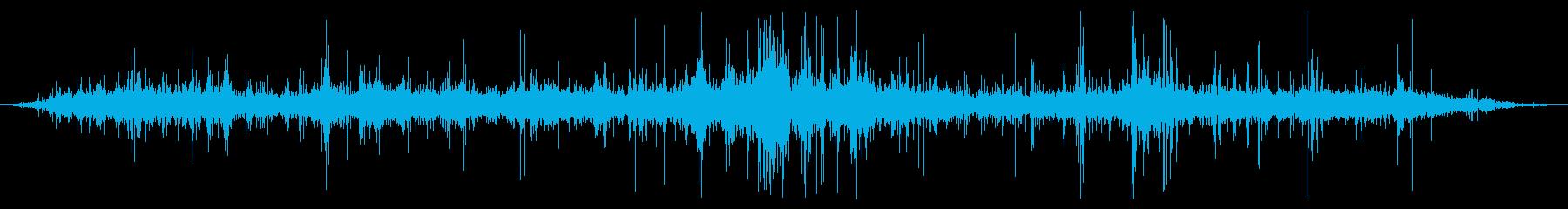 アイスバーグ:クローズフローティン...の再生済みの波形
