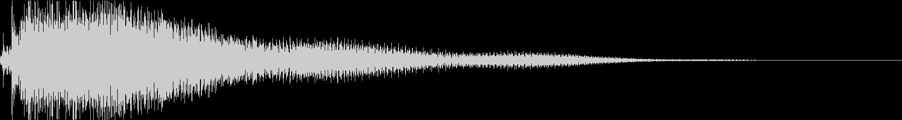 ジャラーン:アコースティックギターjの未再生の波形