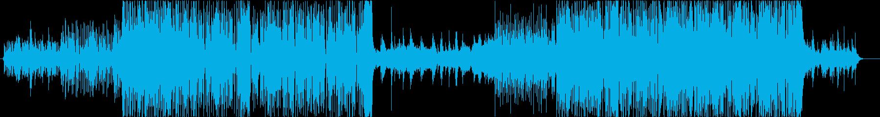 80年代の薫り漂うネオジャズフュージョンの再生済みの波形