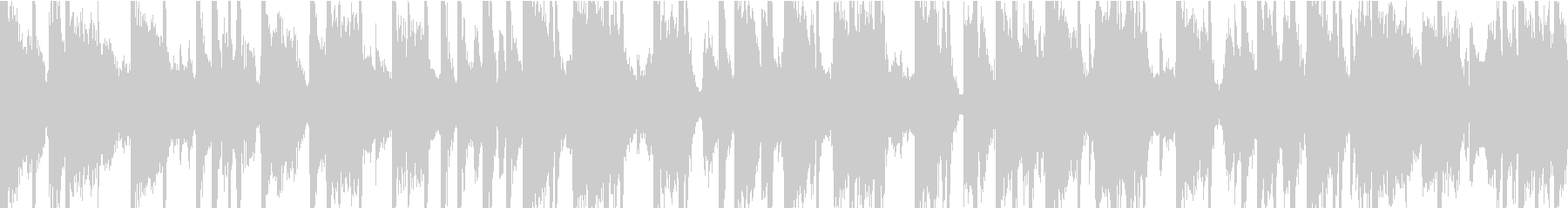 スムースジャズとのんびりしたR&B...の未再生の波形