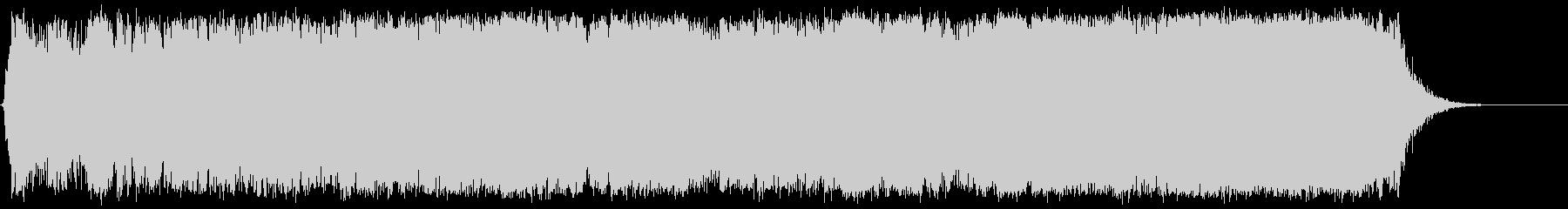 ダークファンタジーオーケストラ戦闘曲69の未再生の波形