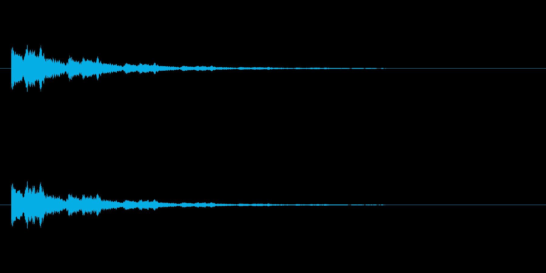 【ひらめき09-5】の再生済みの波形