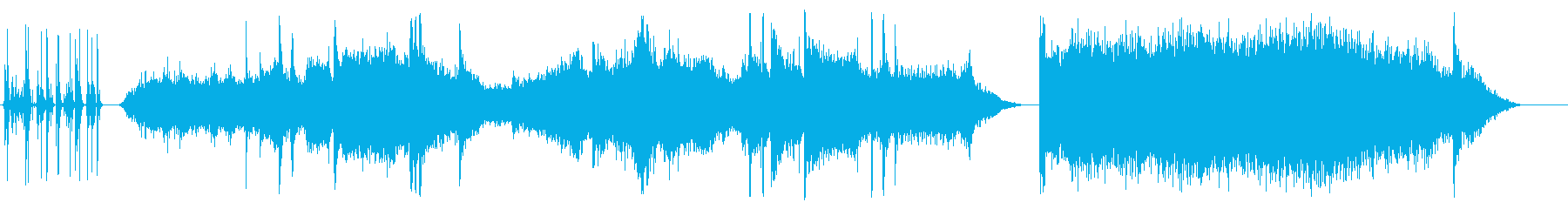 Cangasダウンロードの再生済みの波形