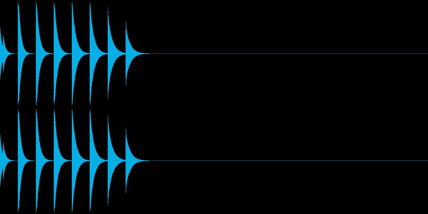 アイキャッチ/場面転換/ジングル/4-Bの再生済みの波形