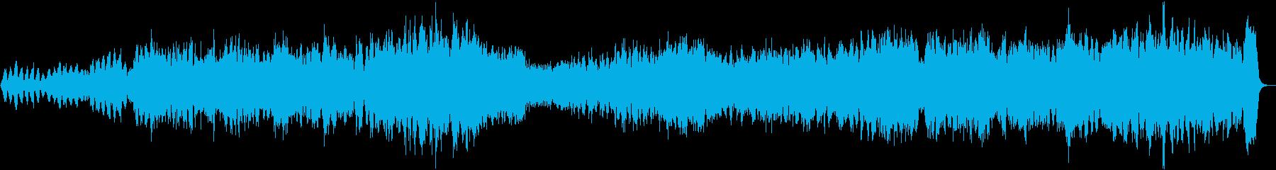パッヘルベルのカノン/J.パッヘルベルの再生済みの波形