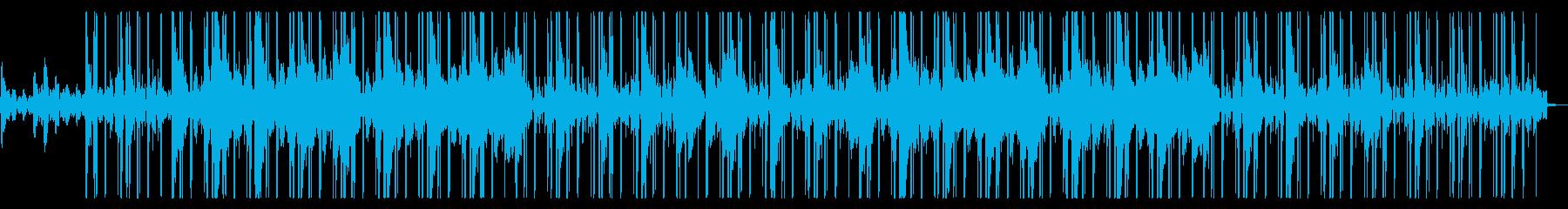 HIPHOP TRAP SOUL の再生済みの波形