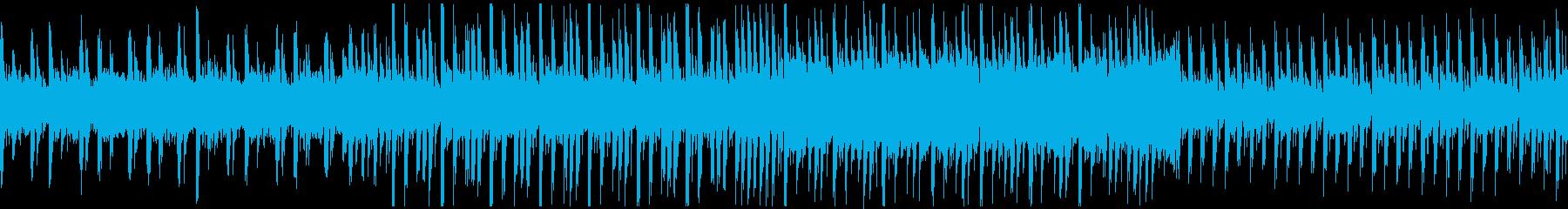 [販促用]さわやかテクノインストの再生済みの波形