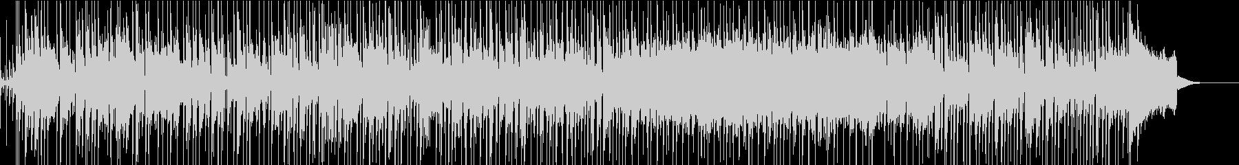 ラジオで流れそうなカリフォルニアポップスの未再生の波形