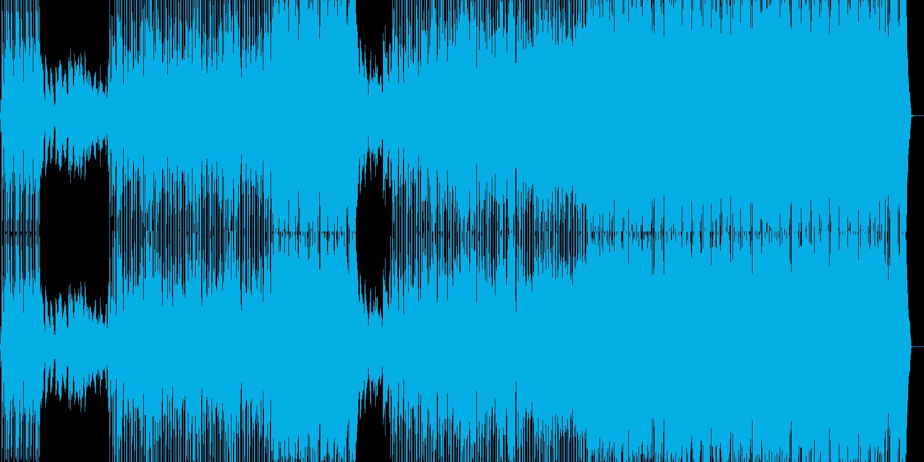Eutopiaの再生済みの波形