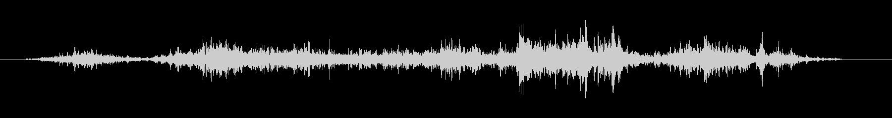 ゴミ スイープロックス01の未再生の波形