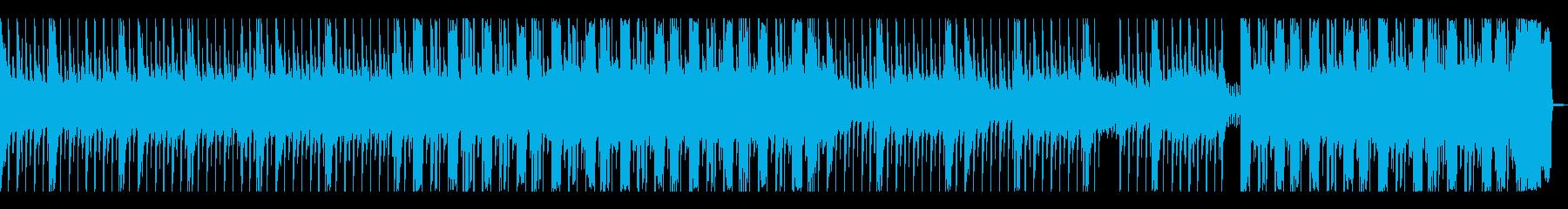 シンセ/ドラムループ。多忙、速い。...の再生済みの波形