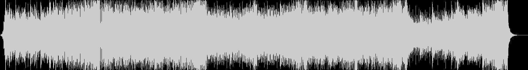 PopなEDMと攻撃的なベースハウスの未再生の波形