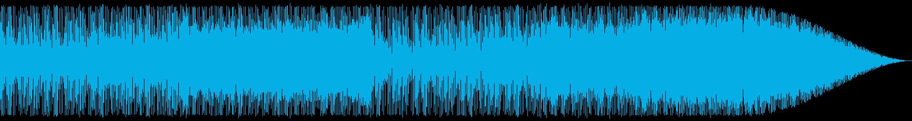 爽やか/ハウス/ギター生演奏_No505の再生済みの波形
