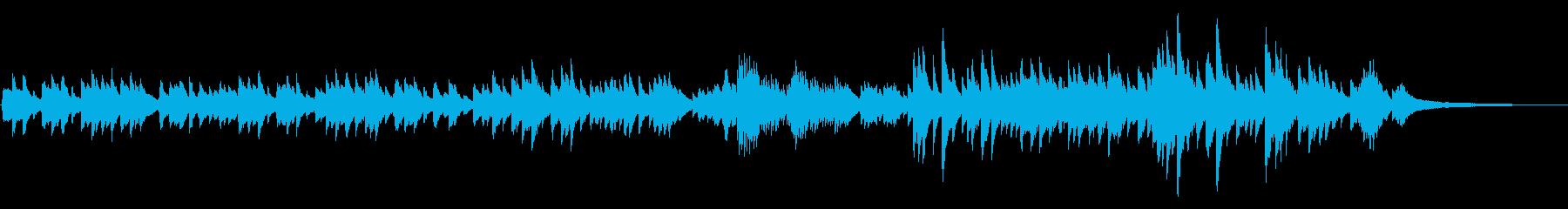 アンビエントな「さくらさくら」ピアノソロの再生済みの波形