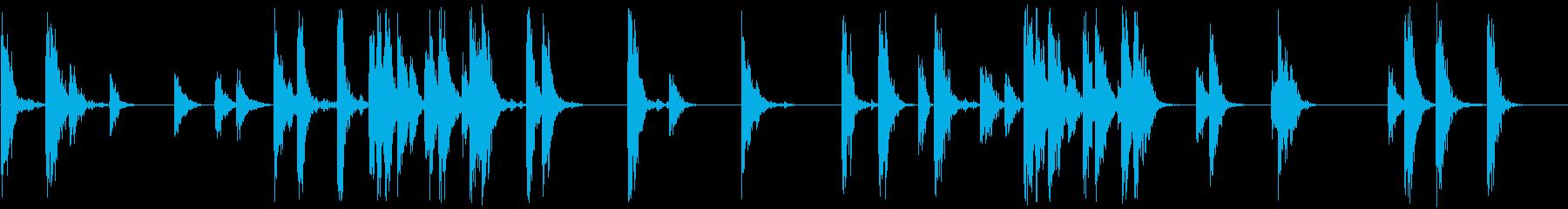 大砲の戦い:さまざまな視点からの複...の再生済みの波形