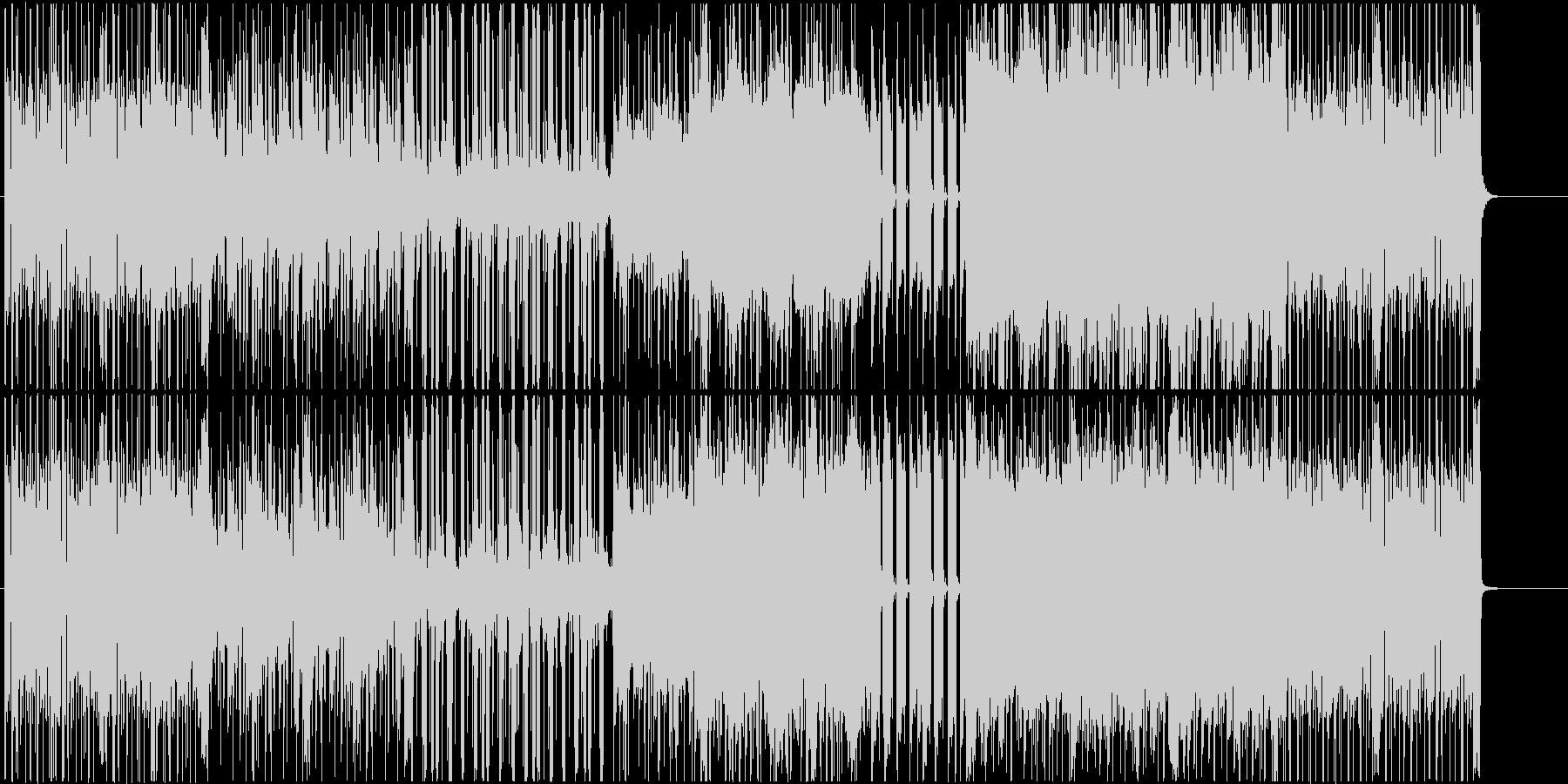 Phasesの未再生の波形