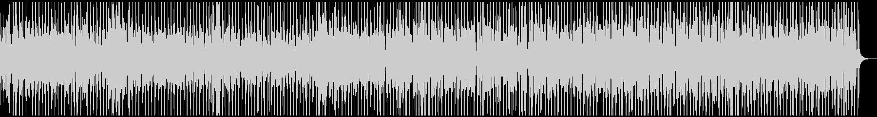 グロッケンとウクレレの楽しいシャッフルの未再生の波形
