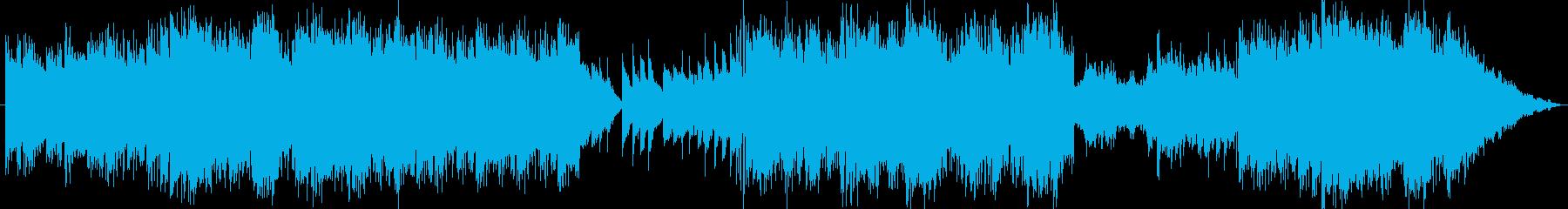 サックスソロを使用したメロウで脈動...の再生済みの波形