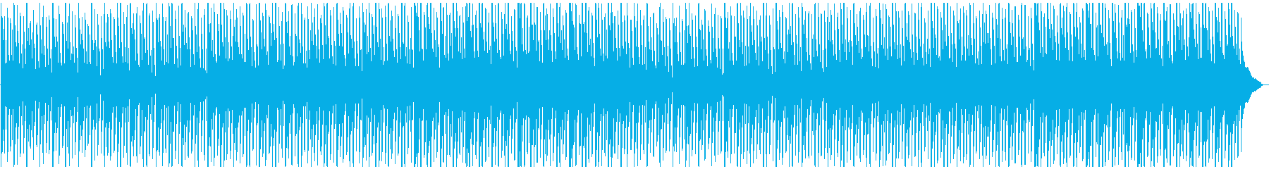 企業VP用!流行のクリーン&モダン楽曲の再生済みの波形