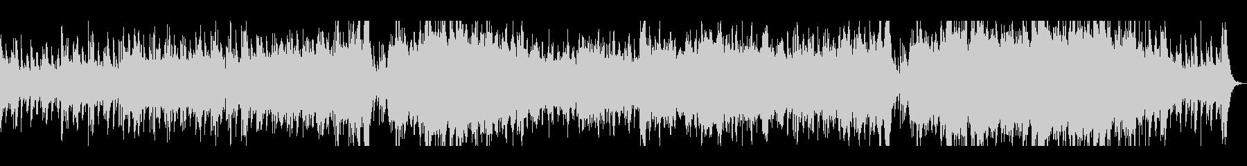 和太鼓のリズムが力強い戦闘シーンBGMの未再生の波形