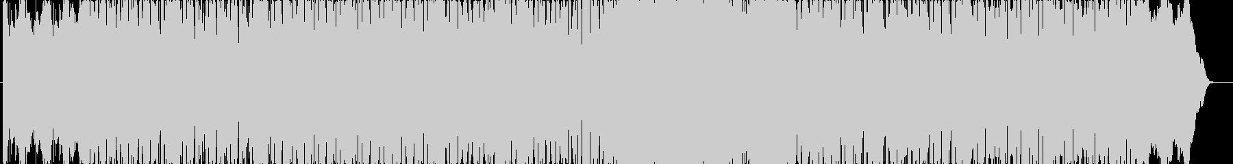 曲のタイトル通りChaos(混沌)をイ…の未再生の波形