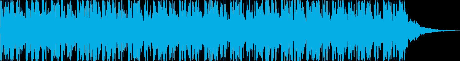 クラビがファンキーなソウルポップスの再生済みの波形