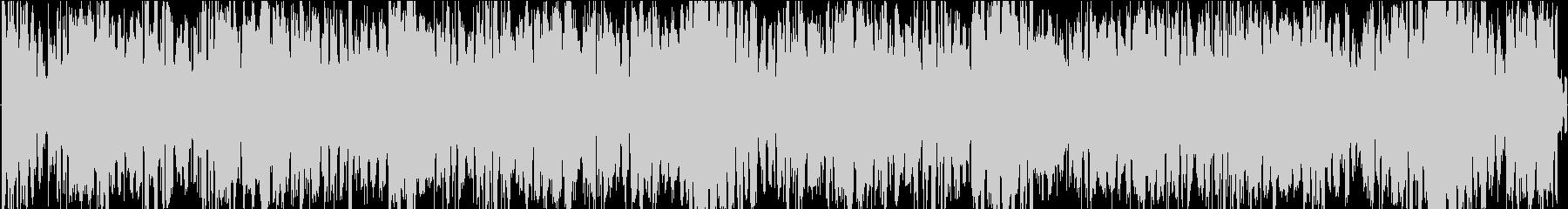 シーケンス 汚いオルガン02の未再生の波形