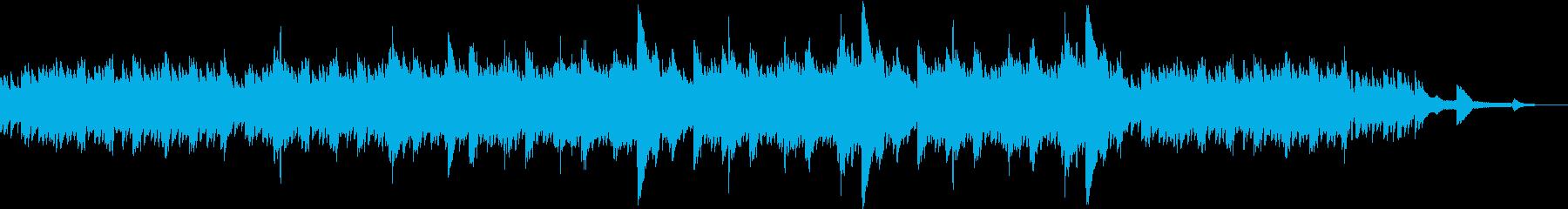 Piano Calmingの再生済みの波形